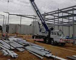 Steel Rigging and Erection