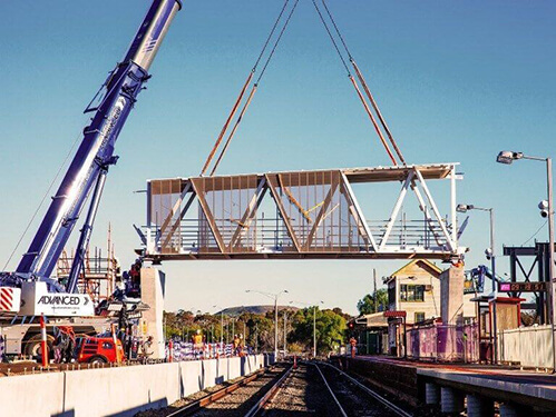 Advanced Cranes - Infrastructure