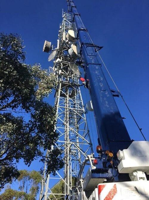 Advanced Cranes - Telco