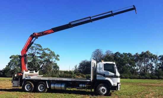 6m Crane Truck